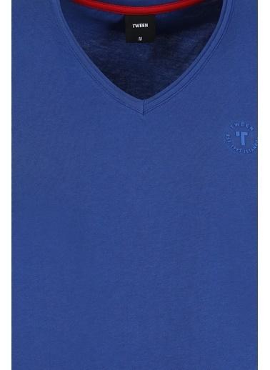 Tween Baskılı T-Shirt Saks